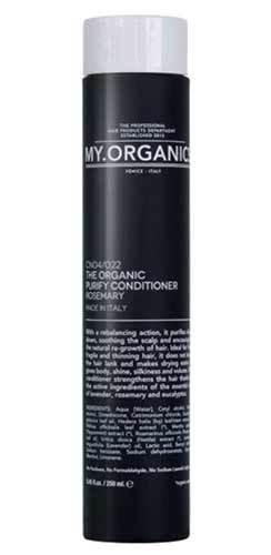 Очищающий кондиционер для укрепления и роста волос, My.Organics