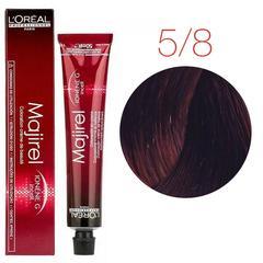 L'Oreal Professionnel Majirel 5.8 (Светлый шатен мокка) - Краска для волос 50 мл