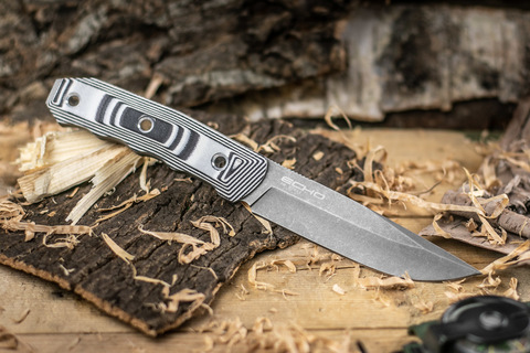Туристический нож Echo D2 TacWash, G10