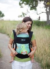 Эрго-рюкзак Boba Carrier расцветка Kangaroo