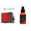 P-ART120 Краска Pacific88 ART Color Красная (Red) укрывистый, 18мл