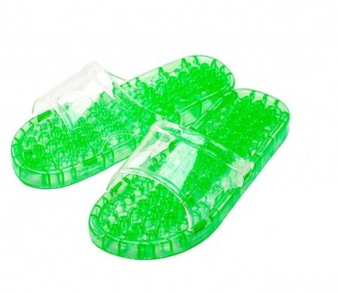 Массажные тапочки из силикона помогут восстановить силы и снять уст...