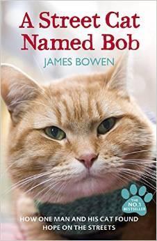 Kitab A Street Cat Named Bob   James Bowen