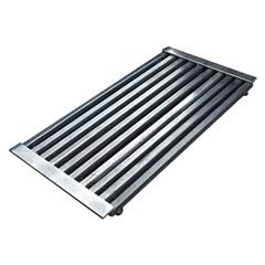 Решетка-гриль встраиваемая стальная