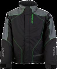 Pivot 2 Insulated / Черно-зеленый