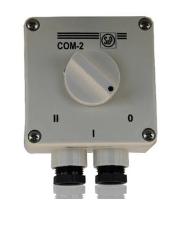 COM-2 Переключатель для двухскоростных вентиляторов