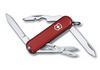 Нож-брелок Victorinox Classic Rambler, 58 мм, 10 функций, красный*