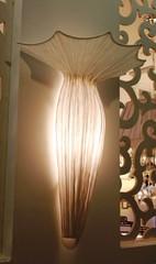 бра Evening Glory Lamp by Ayala Serfaty  ( белый )