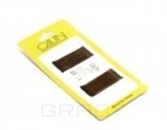 шпильки фигурные черные 45 мм 70шт./упак.   OLLIN professional