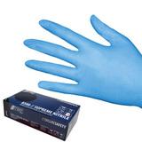 Перчатки нитриловые неопудренные (Nitras)