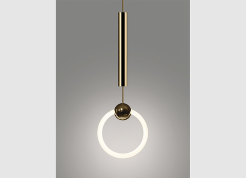 replica Lee Broom Ring Light
