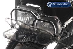 Защита фары(стекло прозрачное) открывающаяся BMW F650/700/800GS/GSA
