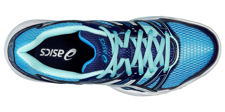 Женские кроссовки для волейбола  Asics Gel-Rocket 7 (B455N 4701) фото