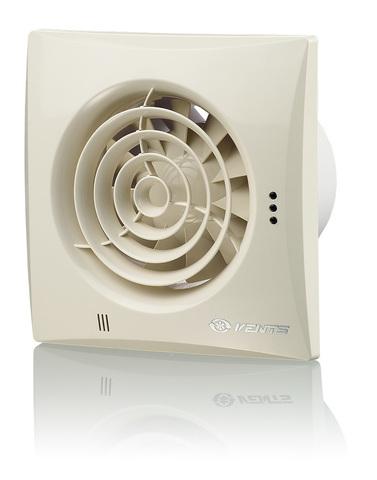 Вентилятор накладной Vents 100 Quiet Vintage (Слоновая кость)