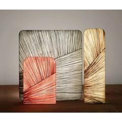 Mino' lamp by Ayala Serfaty for Aqua Creations
