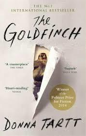 Kitab The Goldfinch   Donna Tartt