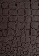 Постельное белье 2 спальное евро Bovi Крокодил шоколад