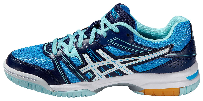 Женская волейбольная обувь Asics Gel-Rocket 7 (B455N 4701) фото