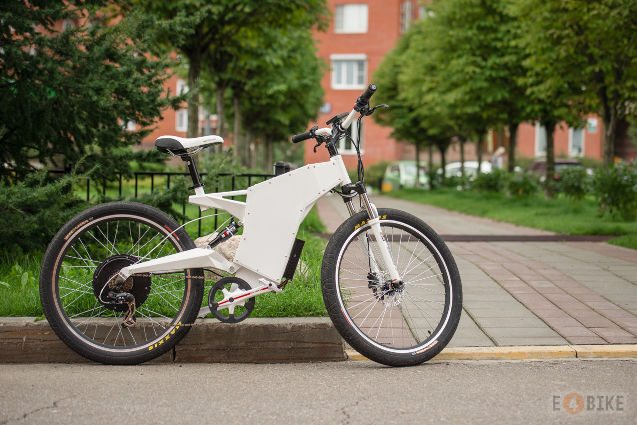 Электровелосипед E4BIKE One Turbo