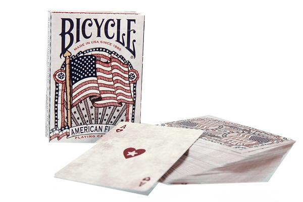 Карты American Flag