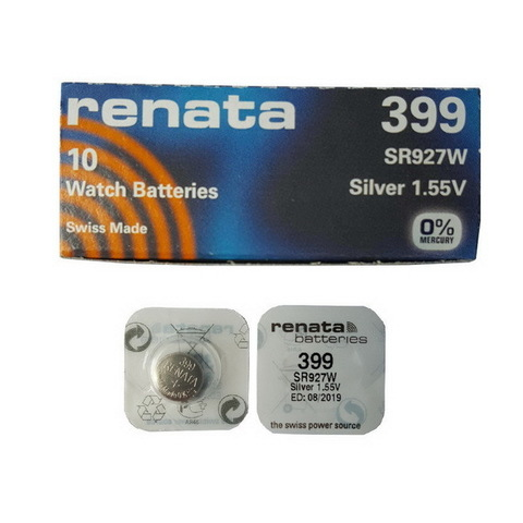 Батарейки часовые Renata SR927W (399)
