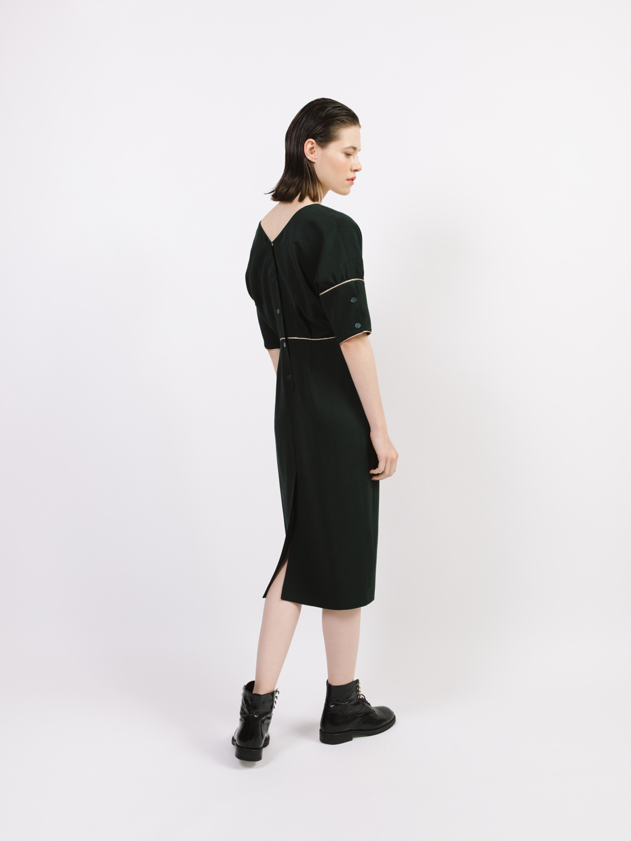 Платье двустороннее