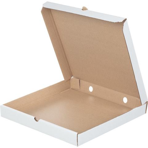 Короб картонный для пиццы 320х320х30мм Т-23, 10шт/уп