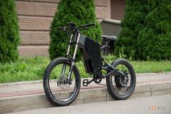Электровелосипед E4BIKE One Turbo