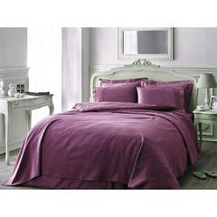 Постельное белье  PUNTO фиолетовый deluxe TIVOLYO HOME Турция