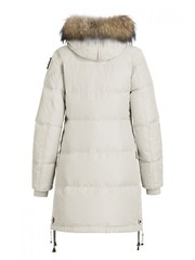 Пуховик Parajumpers Long Bear Chalk (Мел)