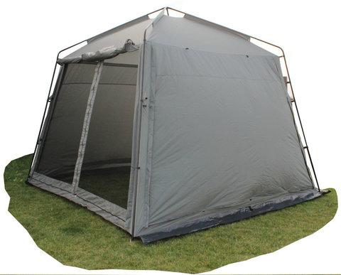 Туристический тент-шатер Campack Tent G-3501W (со стенками)