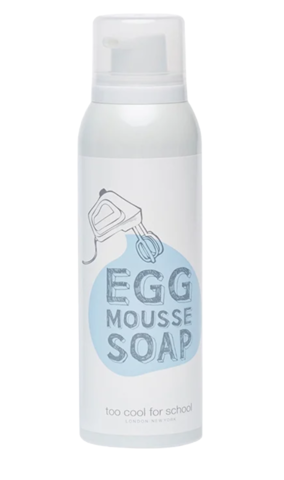 Too Cool For School Egg Mouse Soap  мусс для умывания 150ml