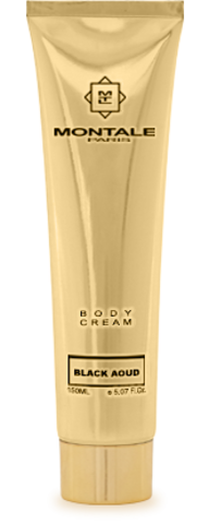 BLACK AOUD BODY CREAM