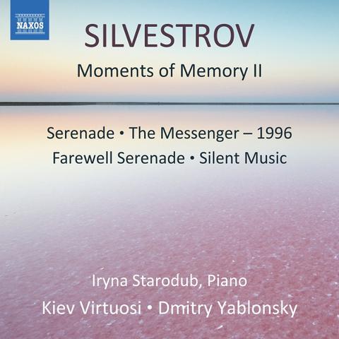 Iryna Starodub, Kiev Virtuosi, Dmitry Yablonsky / Silvestrov: Moments Of Memory II (CD)
