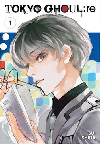 Kitab Tokyo Ghoul: re, Vol. 1 -Manga |
