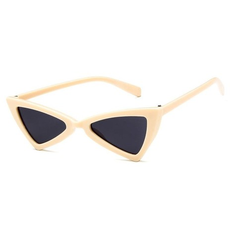 Солнцезащитные очки 5160001s Бежевый - фото