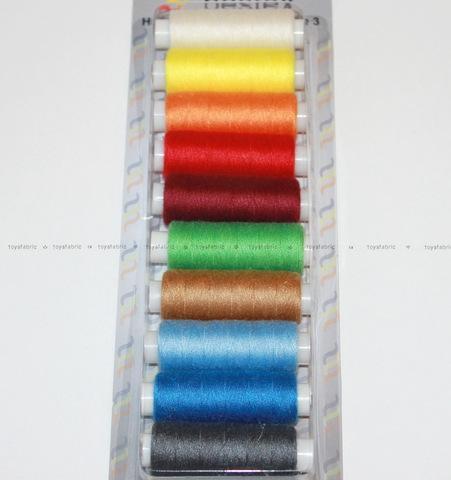 Набор швейных ниток №3