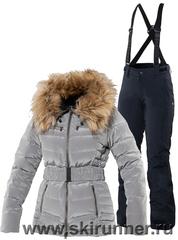 Тёплый горнолыжный костюм Joline Nougat женский