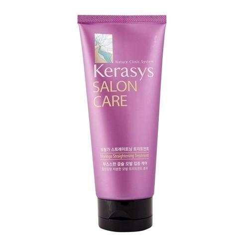 Маска для волос KeraSys Гладкость и Блеск Salon Care Moringa Straightening 200 мл