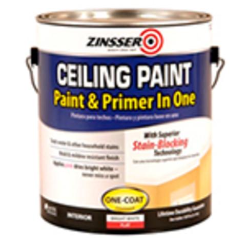 Ceiling Paint краска самогрунтующаяся для потолка