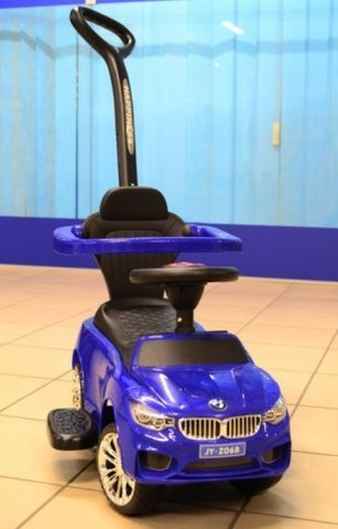 Каталка Rivertoys BMW JY-Z06B-BLUE синий