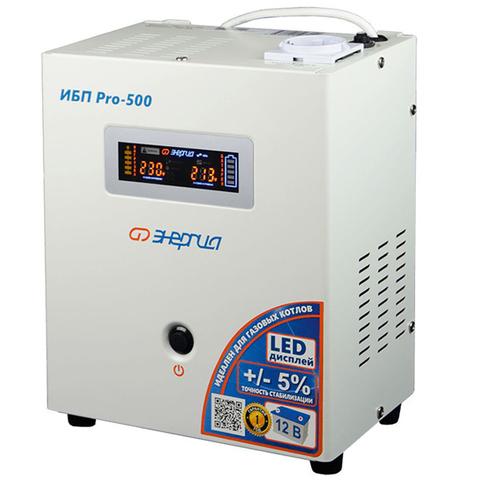 ИБП Pro-500 12В Энергия