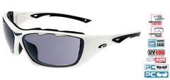 Спортивные солнцезащитные очки goggle VUSSO white