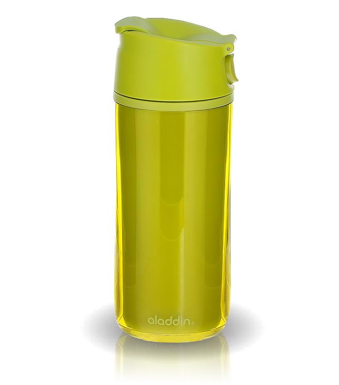 Термо-бутылка Aladdin FLIP & SIP (0.35 литра) салатовая