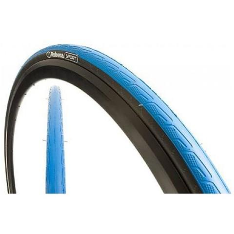 покрышка Rubena V80 SYRINX 700 x 23C (23-622) CL черный/синий