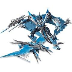 Робот- Трансформер Стрейф (Strafe)  Делюкс - Последний рыцарь, Hasbro