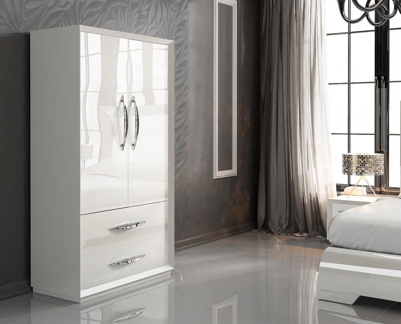 Шкаф Franco 1029 двухдверный