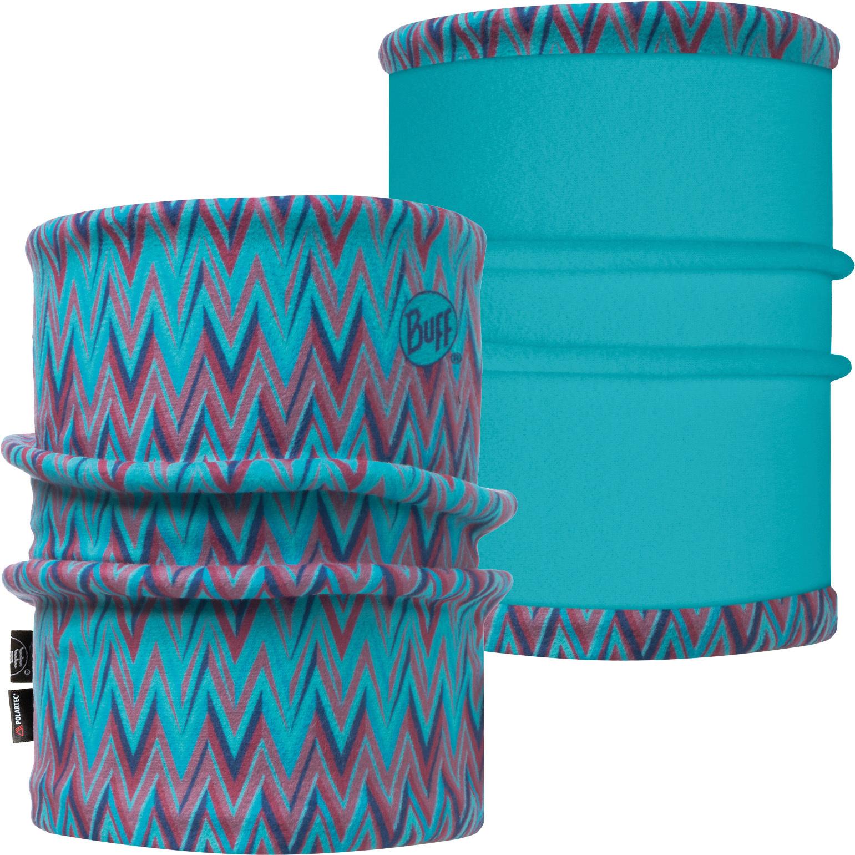Двойной флисовый шарф-труба Buff Ziggy Blue Capri