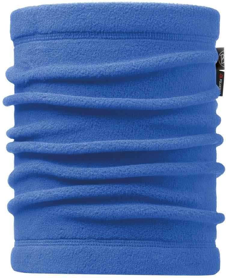Шарф-труба из флиса Buff Neckwarmer Polar Simple Solid Cape Blue