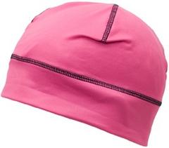 Шапка лыжная One Way Champion розовая